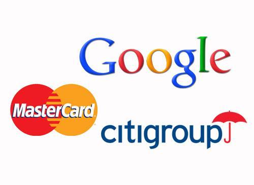Google y sus aliados financieros