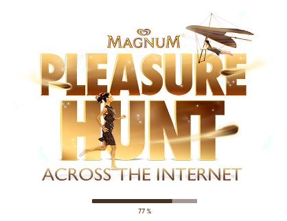 Pleasure Hunt: A través de Internet