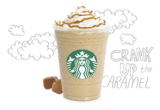 Frappuccinos de Starbucks ¿Apoco no se te antojó uno?