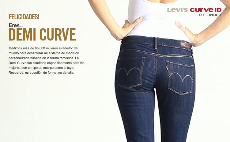 online aquí a un precio razonable salida para la venta Levi's curve ID, satisfaciendo una necesidad básica de la ...
