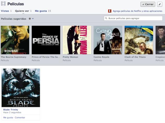 Cómo es el nuevo perfil de Facebook