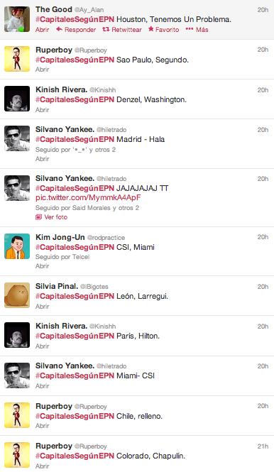 Hashtag #capitalessegunepn