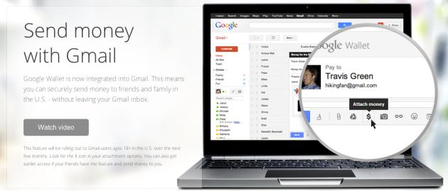 Google Wallet Send Money