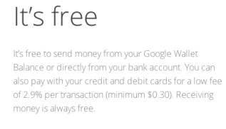 Google Wallet Send Money