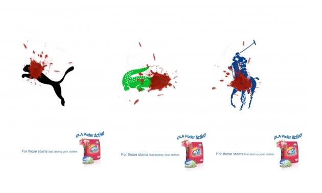 OLA Poder Activo mata a logos