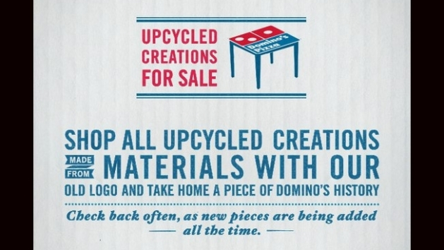 Domino's Pizza Second Hand Logo