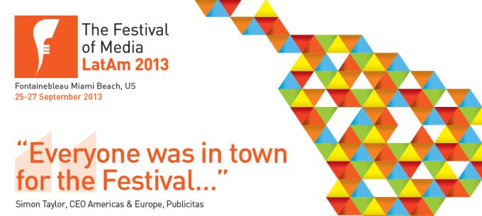 Festival of Media 2013