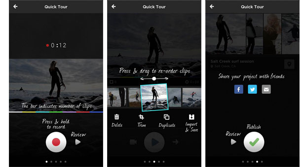Mixbit App iPhone