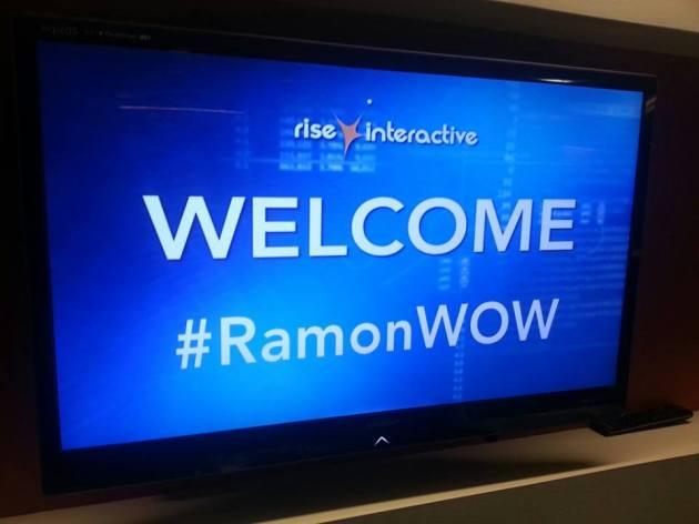 Social Media Speaker RamonWOW