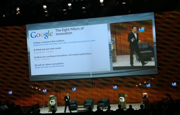 8 Pilares de la Innovación según Google - 1