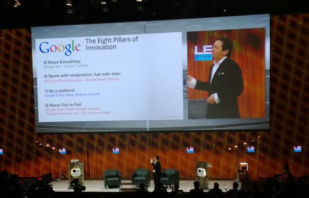 8 Pilares de la Innovación según Google - 2