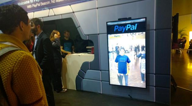 PayPal Beacon